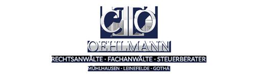 Fachanwälte Gotha – OEHLMANN – Fachanwaelte Logo